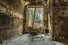 Das Krankenzimmer