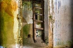 Im alten Bunker