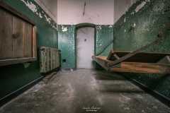 Zwei-Bett-Zelle